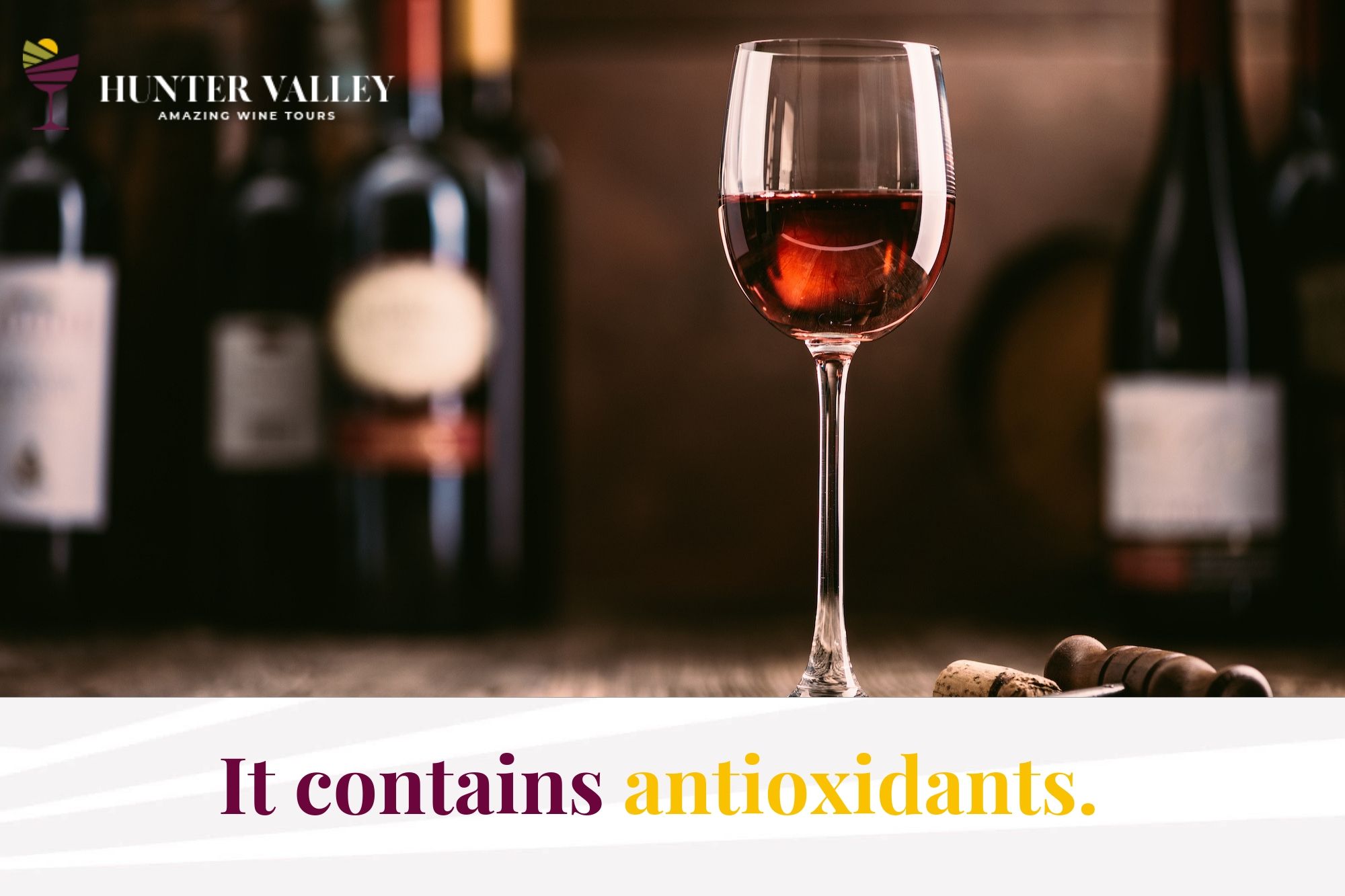 contains antioxidants